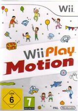 Nintendo Wii +Wii U PLAY MOTION 12 Party Spiele Neuwertig