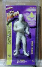 "The MUMMY RARE GLOW IN DARK Sideshow Toys Figure 2001 Boris Karloff 8.5"" Tall"
