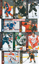 2015 2016 UPPER DECK SERIES 2 HOCKEY COMPLETO 200 tarjetas Set CROSBY más 16