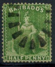 Barbade 1870 Mi. 11a Oblitéré 80% BritYears une position assise