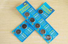 5pcs CR2025 2025 DL2025 3V Alkaline Button Cell Coin Watch Batteries