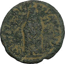 Greek city in Lydia 100Bc Roman Senate Telesphorus Asclepius Son RareCoin i44189