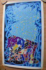 """Arthur Secunda Color Serigraph """"Metamorphose des Fleurs""""  Hand Signed 113/150"""