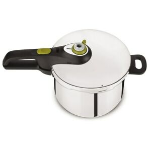 Tefal Secure 5 Neo Stainless Steel Pressure Cooker 8L