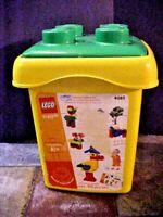 Lego Duplo Explore Imagination Set 4085 90 Pcs with Storage Bucket Complete EUC