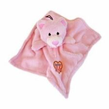 Precision Snoozzy Pet Puppy Dog Pink Buddy Lovey Blanket Soothing New Doggie