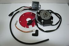 Suzuki RM 500 incl. Mounting PVL complete Ignition incl. Apaterplate RM500 RM mx