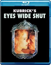 Eyes Wide Shut New Sealed Blu-ray Unrated Version Tom Cruise