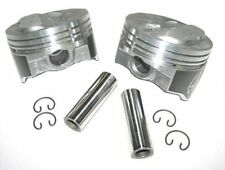 Speed Pro H618CP40 Small Block Chevy 350 358 .125 Dome Hyper Pistons 040 SBC 5.7