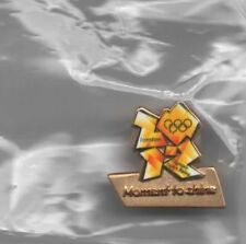 Londres Jeux Olympiques 2012 moment de briller lapel badge
