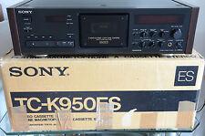 Sony TC-K950ES Tapedeck