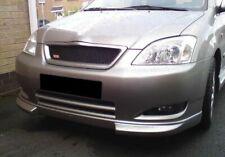 Toyota Corolla E12 front spoiler 01-04