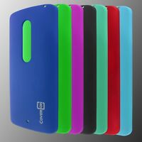 Slim Back Hard Matte Phone Cover Case for Motorola Droid Maxx 2 / Moto X Play