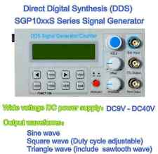 2MHz DDS Function Signal Generator Module Sine/Triangle/Square Wave