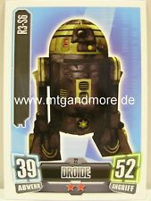 Force Attax Serie 2 R3-S6 #022