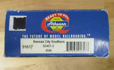 Athearn 91617 Kansas City Southern SD45T-2 #4506 HO *DCC INSTALLED*