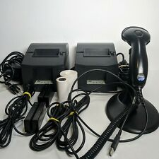 Star Micronics Tsp600 Point of Sale Thermal Printers Lot