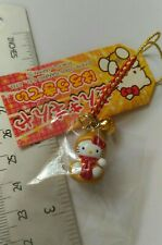 Hello Kitty Sanrio Charm Cellphone Strap Year 2005
