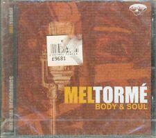 Mel Torme' - Body & Soul Cd Sigillato Corriere 6,99 € Sconto € 5 x Spesa € 50