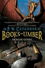 Dragon Games (Books of Umber)-ExLibrary