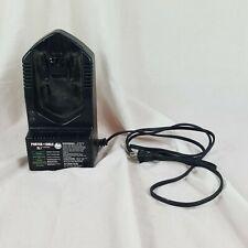 PORTER CABLE 19.2 Volt Battery Charger 1 Hour Model 8624 Class 2 8823 Batteries
