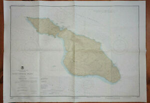 Nautical Chart Map LOT OF 7 Santa Catalina, San Diego, Transpac Routes