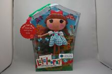 LALALOOPSY DOTTY GALE WINDS FULL SIZE DOLL DOROTHY TOTO THE WIZARD OF OZ  MIP