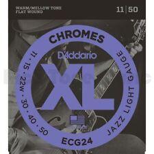 D 'Addario ECG24 Cuerdas 11-50