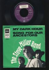 The Steve Miller Band - My Dark Hour - Paul McCartney - 7 Inch Vinyl - GERMANY