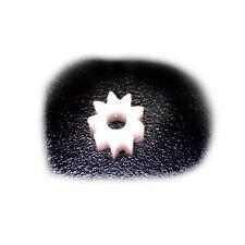 Ersatz Ritzel für Lego Duplo Intelli Lok Modul 0,4 9 Zähne D4,8 L5 B1,95 POM-C