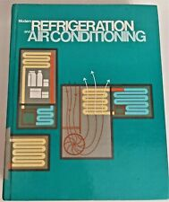 VERY GOOD - Modern Refrigeration and Air Conditioning Revised Edition 1982