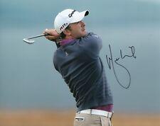 MARTIN LAIRD signed (PGA GOLF) 8X10 photo *Arnold Palmer Invitational* W/COA #2