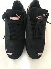 puma speed cat noir et rose en vente   eBay