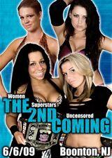 WSU Womens Wrestling - The 2nd Coming DVD Alicia Rain