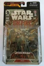 2007 Star Wars Empire Comic Pack Lieutenant Jundland Deena Shan 30th Tac
