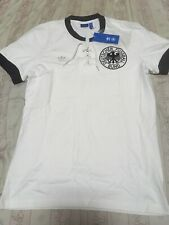 100% Official Germany World Cup 1954 Retro Home Jersey Shirt Authentic Adidas