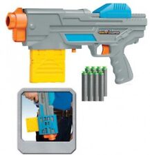 Air Warriors Ultra-Tek Champion Foam Suction Dart Gun With Holster, Kids Toy New