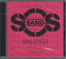 SOS Band - Greatest - The Best Of CD NEW/SEALED