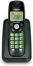 CS611411 VTECH DECT 6.0 Cordless Phone Caller ID/Call Waiting, Black NEW
