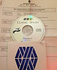 RADIO SHOW:BBC CLASSIC TRACKS w/RICHARD SKINNER 7/27/92 ELECTRIC LIGHT ORCHESTRA