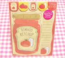 Stead Fast / Tomato Ketchup Bear Letter Set / Japan Stationery