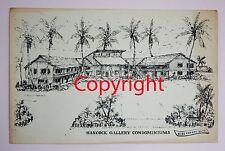 SALE! 1960's Print HANCOCK GALLERY CONDOMINIUMS Fort Myers Beach Florida