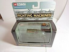 2002 Corgi Fighting Machines M3 A1 Half Track Carrier Texas