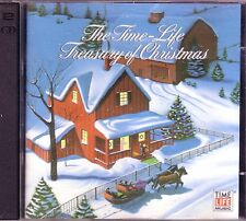 Time Life Treasury Christmas 2CD Great BOBBY HELMS ELVIS PRESLEY ROBERT SHAW