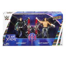 WWE Mattel Hardy Boyz Epic Elite Moments Wrestling Figure Jeff Matt Wrestlemania