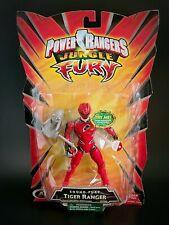 NEW Power Rangers Jungle Fury Sound Fury Tiger Ranger Action Figure