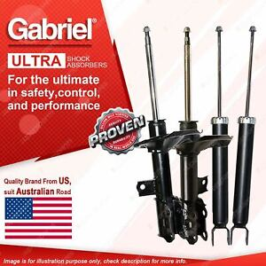 Gabriel Front + Rear Ultra Shock Absorbers for Hyundai Elantra HD 2.0L Sedan