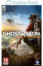 TOM CLANCY'S GHOST RECON WILDLANDS - Uplay Descargar Código - PC Juego [EU/ES]