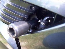 Kawasaki ZZR1400 ZX 14 2011  R&G Racing Classic BLACK Crash Protectors CP0183BL