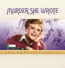 Murder, She Wrote: The Complete Series (DVD, 2013, 63-Disc Set, Canadian)